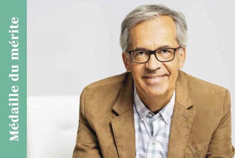 André Bourassa :  L'homme qui fait  bouger les choses
